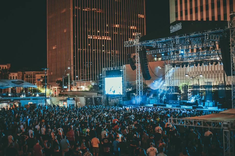 Downtown Las Vegas Events Center – DLVEC