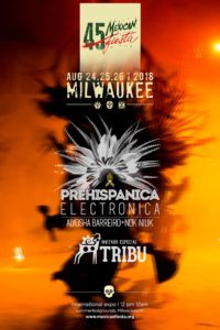 Prehispanica Electronica usa tour 2018