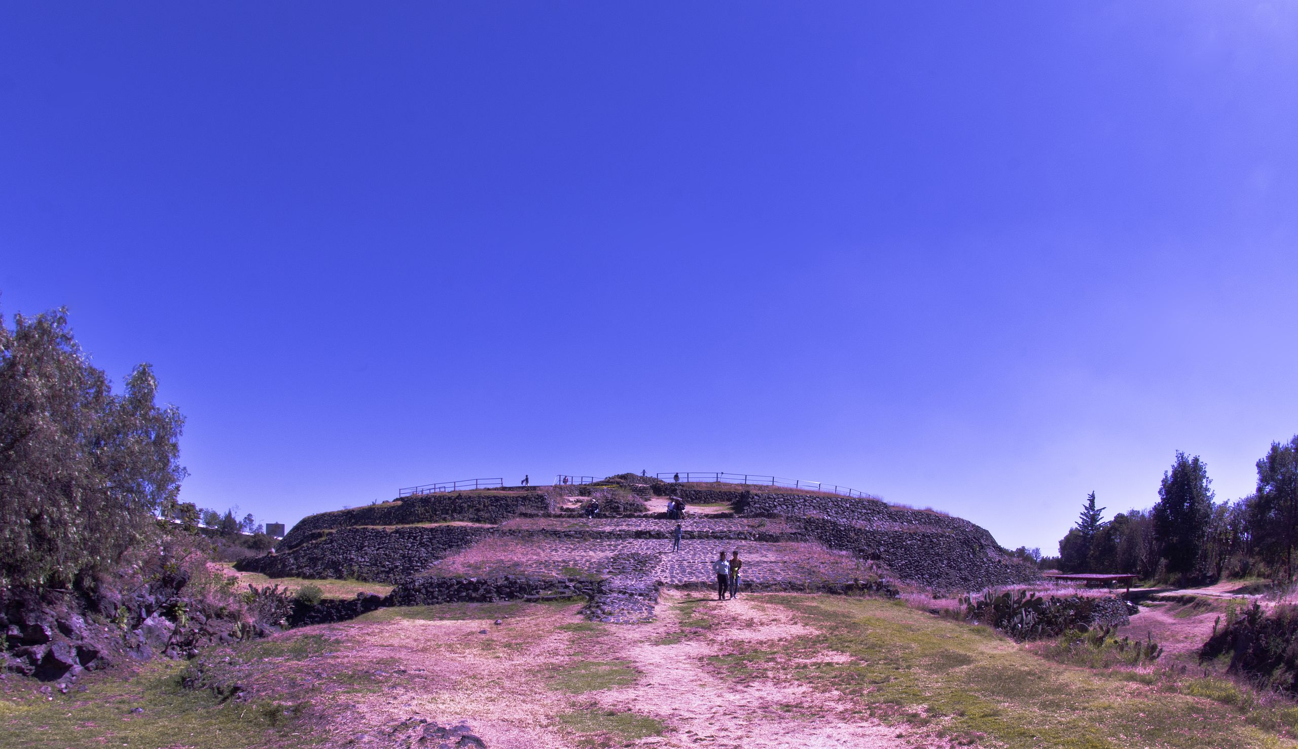 Cuicuilco Archaeological Zone