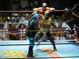 lucha libre team