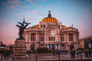 mexico city teatro de bellas artes