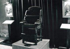 museo de tortura silla